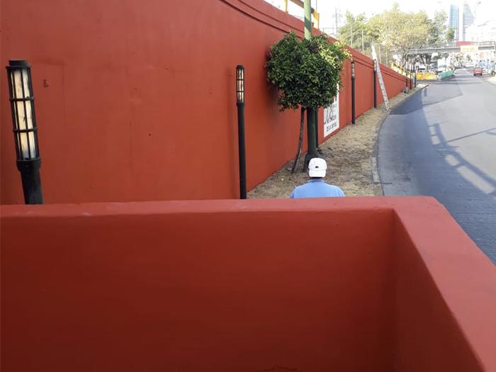 Bajopuente. Alcaldía Miguel Hidalgo