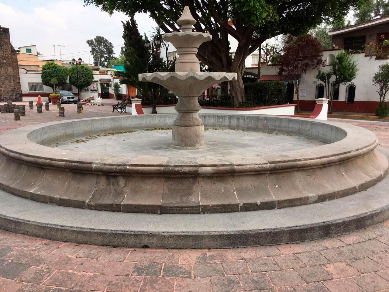 PLAZUELA DE SAN CRISTOBAL, ALCALDÍA XOCHIMILCO