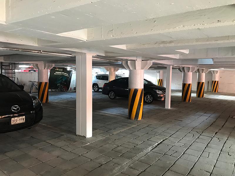 Estacionamiento Residencial Tlalpan